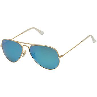 Ray Ban Aviator store Metal Unisex Solbriller RB3025-112/17-58