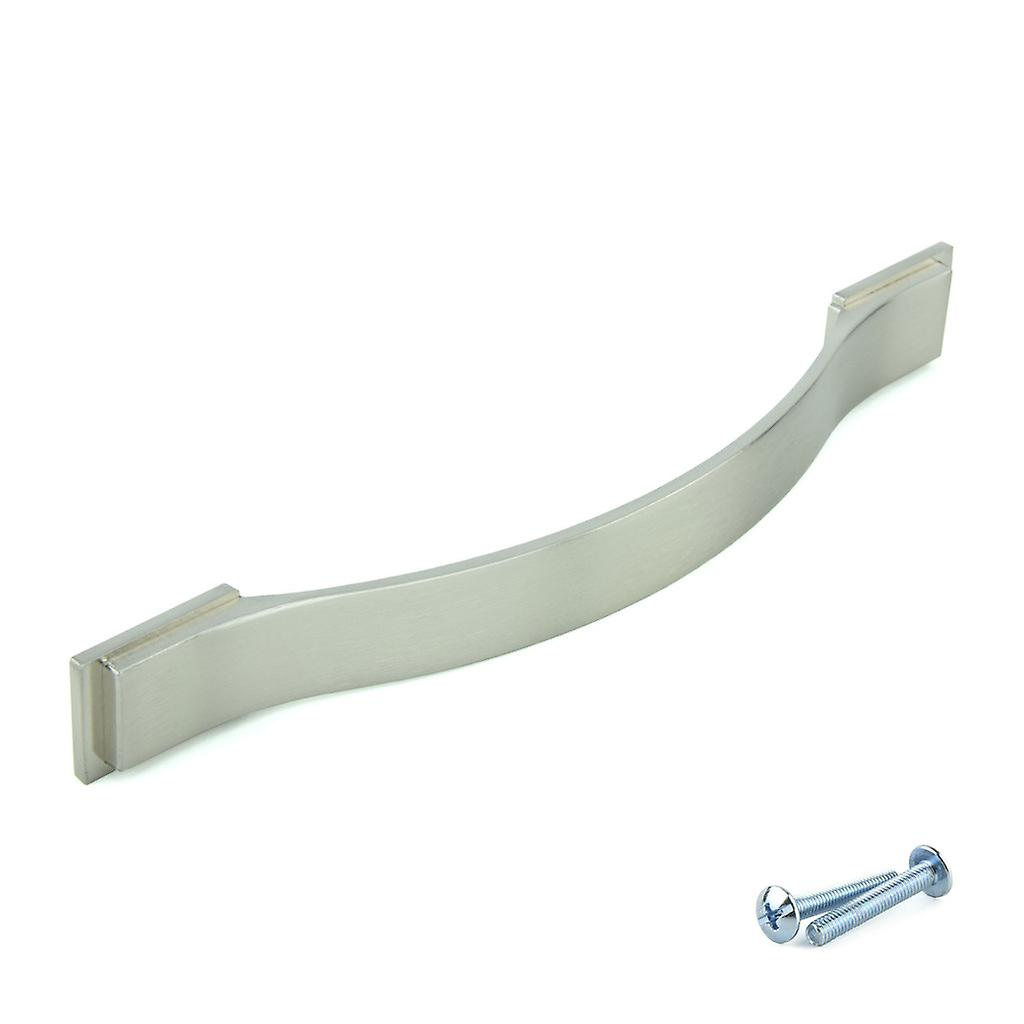 M4TEC Bow Kitchen Cabinet Door Handles Cupboards Drawers Bedroom Furniture Pull Handle Stainless Steel. R6 series