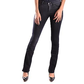 Meltin'pot MCBI340034O black ladies cotton of jeans
