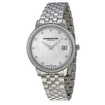 Raymond Weil Dameur Toccata rustfrit stål 5388-STS-97081