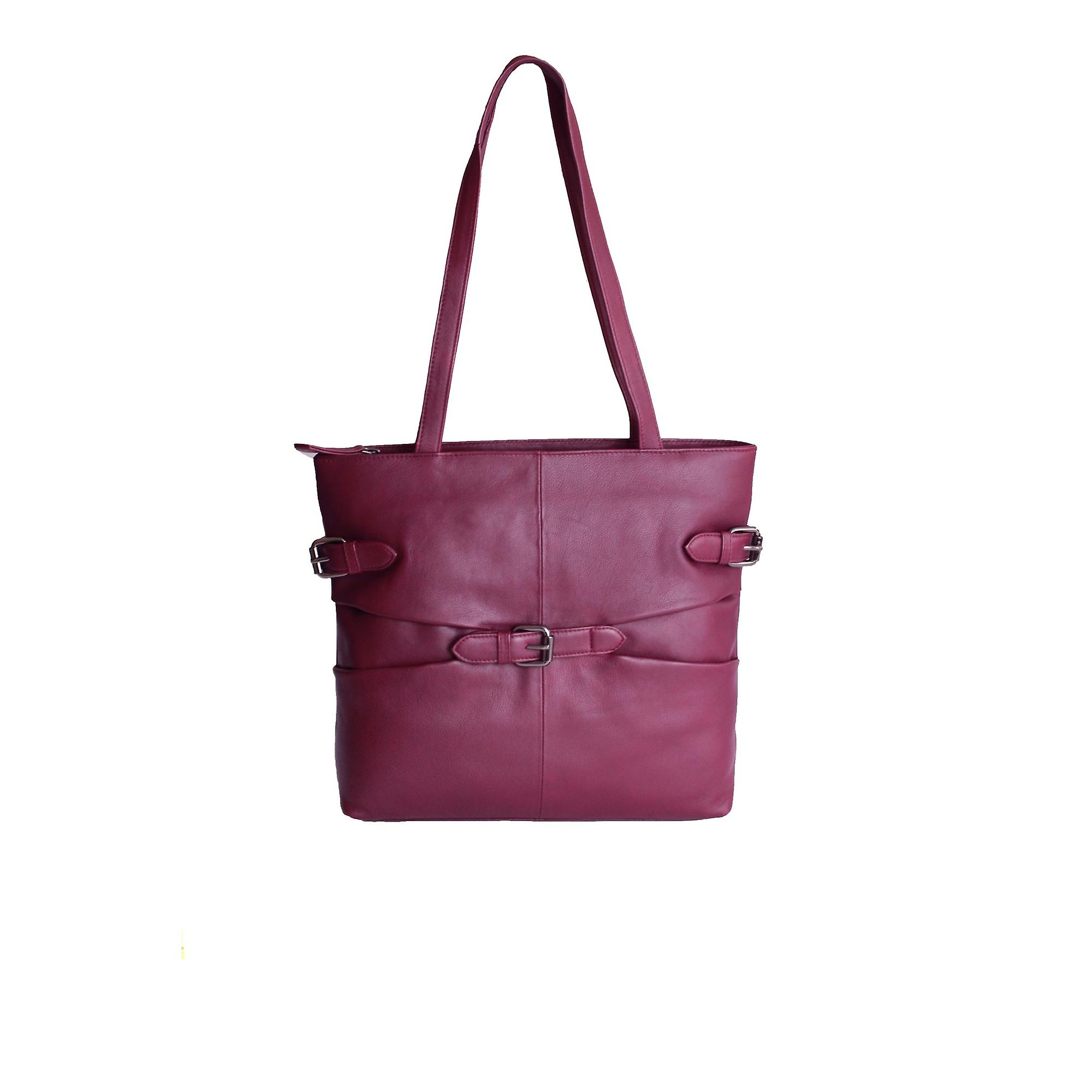 Eastern Counties Leather Womens/Ladies Jill Tote Style Handbag