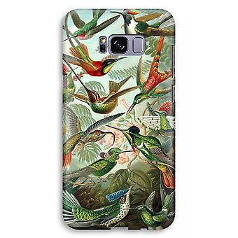 Samsung Galaxy S8 Plus Full Print Case (Glossy) - Haeckel Trochilidae