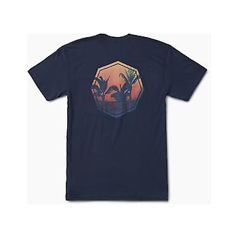 Reef Sunset Short Sleeve T-Shirt