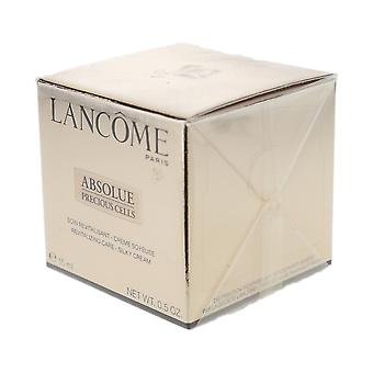 Lancome Absolue Precious Cells Revitalizing Care - Silky Cream 0.5Oz New In Box