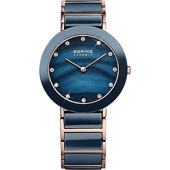 Bering 11435-767 watches ceramic women's watch