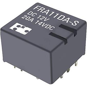 Automotive relay 12 Vdc 20 A 2 change-overs Hongfa