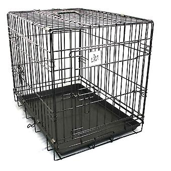 Dog Life Dog or Puppy Crate, 91 x 56 x 64 cm