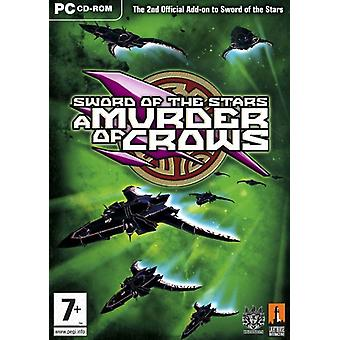 Sword of the Stars A murder of Crows (PC CD)