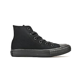 Converse Youth Chuck Taylor All Star Black Trainers