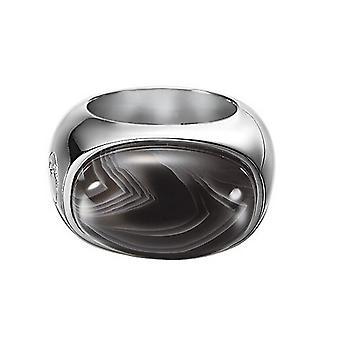 اسبري المرأة خاتم الفضة العازف المنفرد عقيق ESRG91484A1