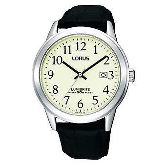 Lorus Lumibrite rostfria RH929BX9 Watch