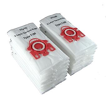 Pack Of 20 Miele S4210 Vacuum Bags Type FJM *Free Delivery*