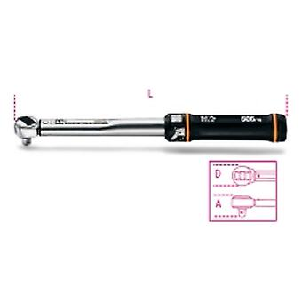 Beta 006060130 606 /30 Click-Type Torque Wrench With Reversible Ratchet