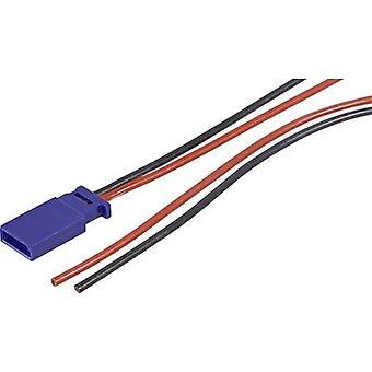 Battery Lead [1x Futaba plug - 1x Sony Xperia] 300 mm 0.50 mm² Modelcraft