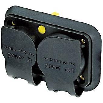 Flap seal Neutrik SCNAC-PX Black 1 pc(s)