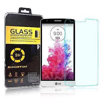 LG Electronics G3 S D722 Displayschutzfolie 9H Verbundglas Panzer Schutz Glas Tempered Glas