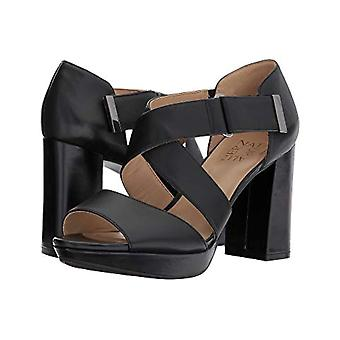 Naturalizer Womens Harper Open Toe Formal Strappy Sandals