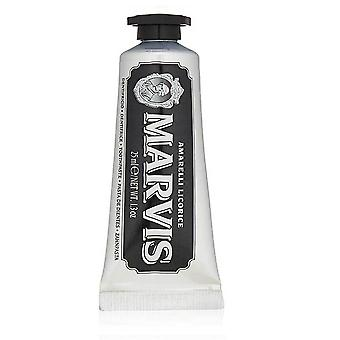 Marvis Travel Size Liquorice Mint Toothpaste