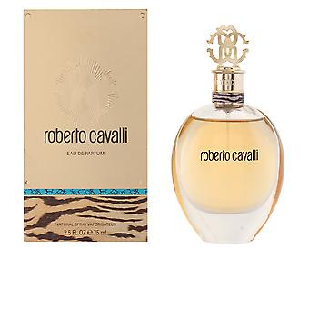 Roberto Cavalli Eau De Parfume Vapo 75ml Womens New Perfume Sealed Boxed