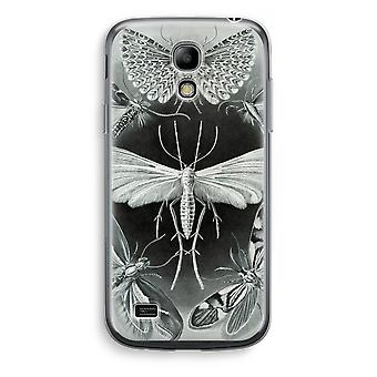 Samsung Galaxy S4 Mini Transparent Case - Haeckel Tineida