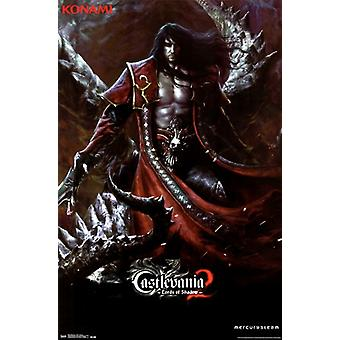 Castlevania 2 - Lords of Shadow - Dracula Poster Print