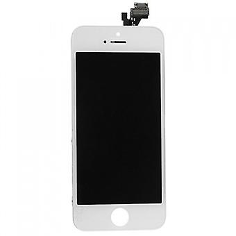 Stuff Certified® iPhone 5 画面 (液晶 + タッチパネル + パーツ) AAA + 品質 - ホワイト