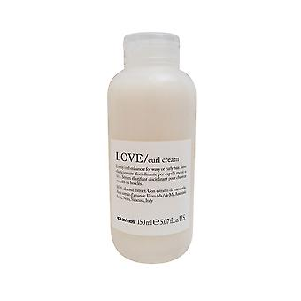 Davines Love Curl Cream for Wavy or Curly Hair 5.07 oz