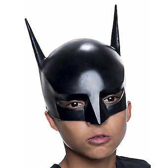 Batman Classic Superhero Comic Party Licensed Child Boys Costume 3/4 Mask