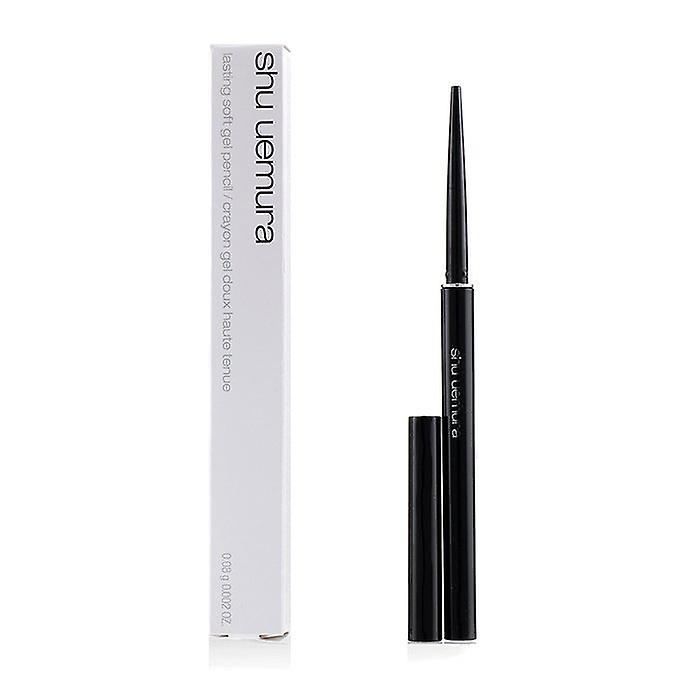 Shu Uemura Lasting Soft Gel Pencil - # M Intense Black - 0.08g/0.002oz