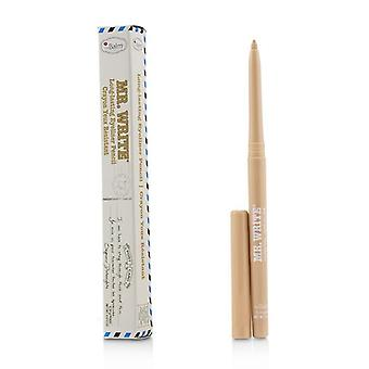 Thebalm Mr. Write Long Lasting Eyeliner Pencil - # Datenights (Nude) - 0.35g/0.012oz