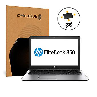 Celicious Privacy Plus 4-Way Anti-Spy Filter Screen Protector Film Compatible with HP Elitebook 850 G4 (Touch)