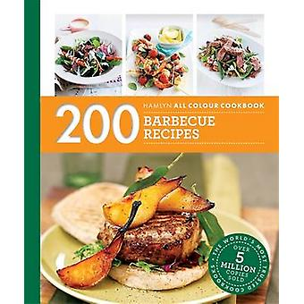 200 barbecue recepten - Hamlyn All kleur Cookbook van Louise Pickford-