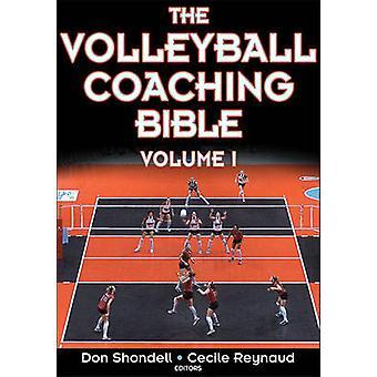 Le volley-ball Coaching Bible par Donald Shondell - Cecile Renaud - Ce