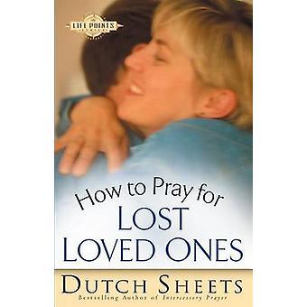 Come pregare per perso i propri cari dai fogli olandese - libro 9780764215766