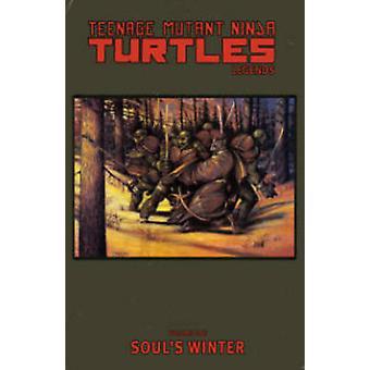Teenage Mutant Ninja Turtles Legends - ziel Winter door Michael Zulli