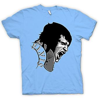 Kids T-Shirt - Elvis Presley Singing - Cool