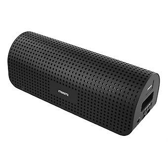 Bluetooth høyttaler 2x3W + 1x5W, svart