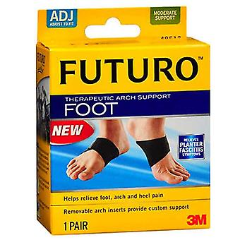 3m futuro foot therapeutic arch support, moderate support, 1 pair