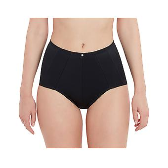 Bestform 03467 Women's Just Chic Solid Colour Light Control Slimming Shaping High Waist Brief