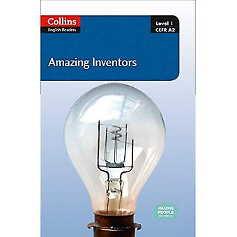 Amazing Inventors : A2 (Collins Amazing People ELT Readers)