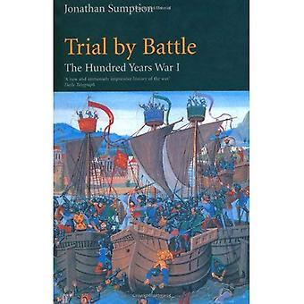 De hundrede år krig: retssag af slaget v. 1