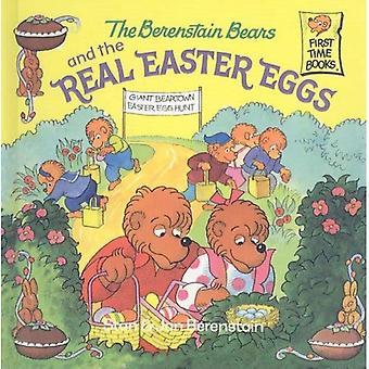 Les oursons Berenstain et les oeufs de Pâques Real
