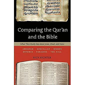 Jämförelse mellan Koranen och Bibeln: vad de egentligen säger om Jesus, Jihad och mer