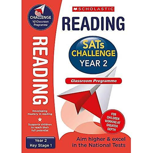 Reading Challenge ClassroomProgramme Pack (Year 2) (SATsChallenge)