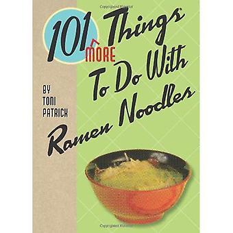 101 plus de choses à faire avec des nouilles Ramen