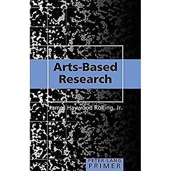 Konst-baserad forskning Primer (Peter Lang Primers)