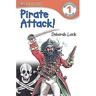 Attaque de pirates! (Lecteurs DK: niveau 1)