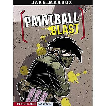 Paintball Blast (Jake Maddox Sports Story)