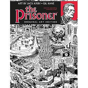 Den fånge Jack Kirby Gil Kane Art upplagan