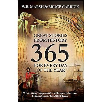 365: Compact Edition: Great Stories from History for Every Day of the Year: Compact Edition
